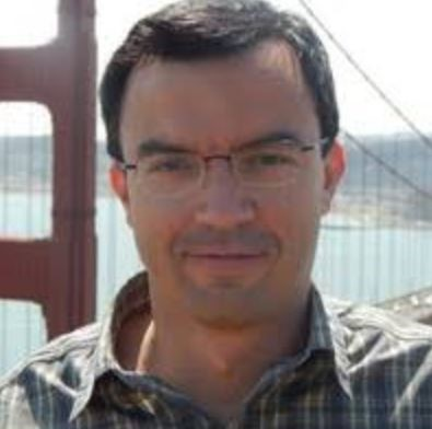 Eduardo Anglada, computer analyst and grid engineer at the European Space Agency