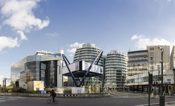 London Old Street Roundabout