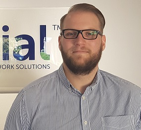 Nathaniel Wallis, security sales specialist, Axial Systems