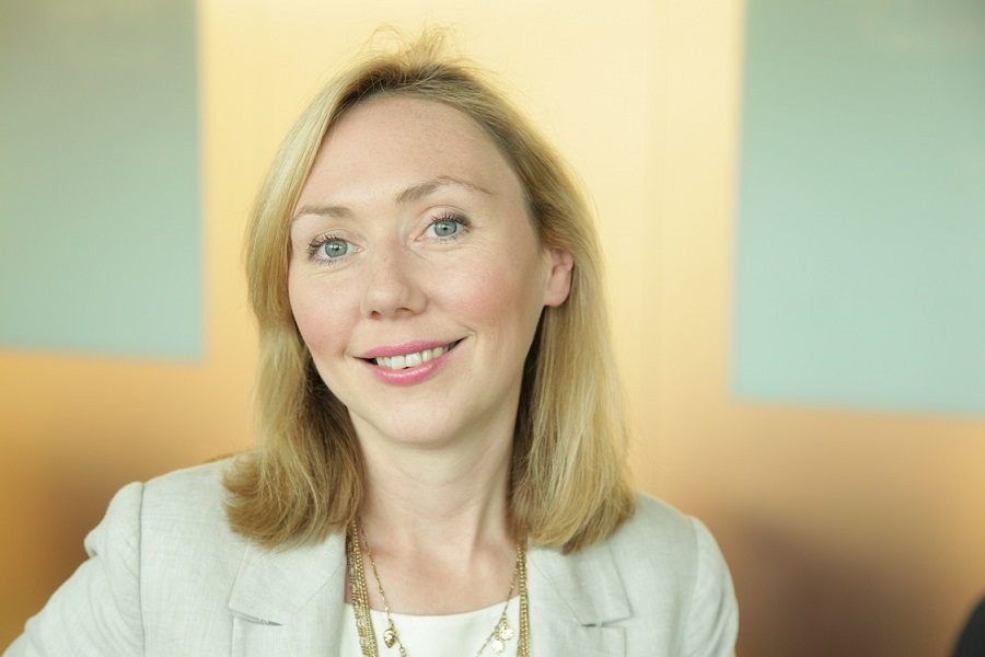 Rachel Barton, a managing director at Accenture Strategy